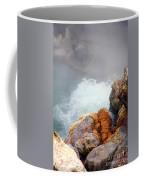 Steaming Hot Spring Coffee Mug