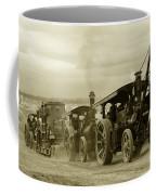 Steaming Power  Coffee Mug