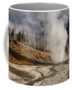Steaming Streams Coffee Mug