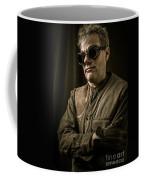 Steampunk Airship Captain Coffee Mug