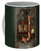 Steampunk - Alphabet - J Is For Jet Pack Coffee Mug