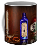 Steampunk Bottled Light Coffee Mug by Paul Ward