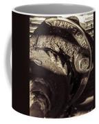 Steampunk Cable Car Brake Coffee Mug