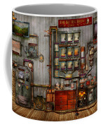 Steampunk - Coffee - The Company Coffee Maker Coffee Mug