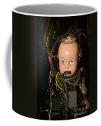 Steampunk - Cyborg Coffee Mug