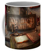 Steampunk - Electrical - My 9 To 5 Job  Coffee Mug