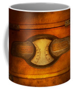 Steampunk - Electrician - The Portable Volt Meter Coffee Mug