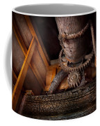 Steampunk - Gear - Out Of Order  Coffee Mug by Mike Savad