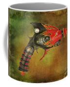 Steampunk - Gun - Electric Raygun Coffee Mug