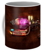Steampunk - Gun -the Neuralizer Coffee Mug by Mike Savad