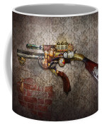 Steampunk - Gun - The Sidearm Coffee Mug
