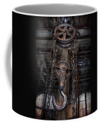 Steampunk - Industrial Strength Coffee Mug by Mike Savad