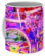 Steampunk Iron Horse #4 A Coffee Mug