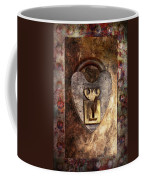 Steampunk - Locksmith - The Key To My Heart Coffee Mug by Mike Savad