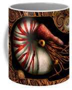 Steampunk - Nautilus - Coming Out Of Your Shell Coffee Mug