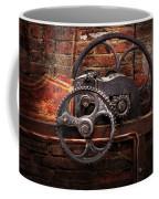 Steampunk - No 10 Coffee Mug by Mike Savad