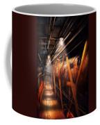 Steampunk - Plumbing - The Hallway Coffee Mug