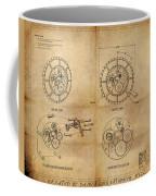 Steampunk Solar Disk Coffee Mug