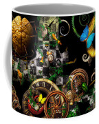 Steampunk - Surreal - Mind Games Coffee Mug