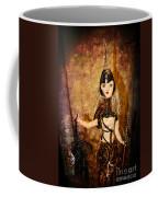 Steampunk - The Headhunter Coffee Mug by Paul Ward