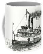 Steamship Tacoma Coffee Mug