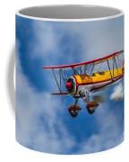 Stearman Biplane Coffee Mug