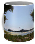 Stearns Wharf Santa Barbara Coffee Mug