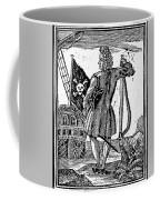 Stede Bonnet (c1688-1718) Coffee Mug