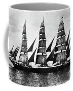 Steel Barque, 1921 Coffee Mug