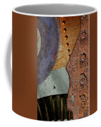 Steel Collage Coffee Mug