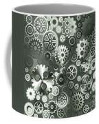 Steel Gears Coffee Mug