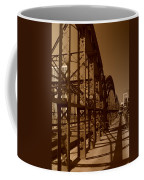 Steel Shadows Coffee Mug