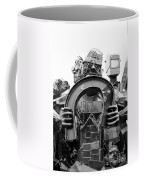 Steel Vs Steel Coffee Mug