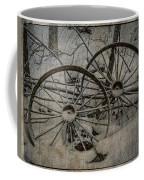 Steel Wheels Coffee Mug