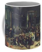 Steen: Merrymaking, 1674 Coffee Mug