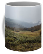 Steens Mountain Landscape - No 2a Coffee Mug