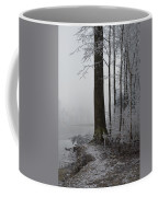 Steep And Frost Coffee Mug