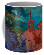 Steeple Bell Tower Coffee Mug by Beverly Guilliams