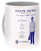 Stein Song Coffee Mug