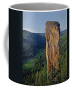 1a5719 Steins Pillar Oregon Coffee Mug