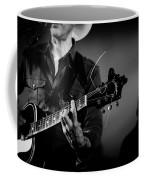 Stella Burns In Concert Coffee Mug