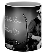Stella Burns Loves You Coffee Mug