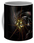 Stellar Spikes Coffee Mug