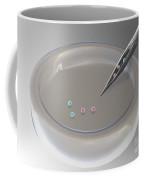 Stem Cells In Dish, Illustration Coffee Mug