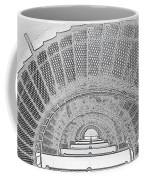 Stencil Up Lighthouse Stairs Coffee Mug