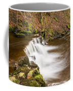 Step In The Scaleber Force Waterfall Coffee Mug