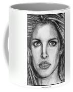 Stephanie Seymour In 1992 Coffee Mug