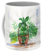 Stephanie's Basket Coffee Mug