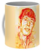 Stephen Hawking Portrait Coffee Mug