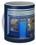 Stephen Pearce Pottery Shanagarry Ireland Coffee Mug